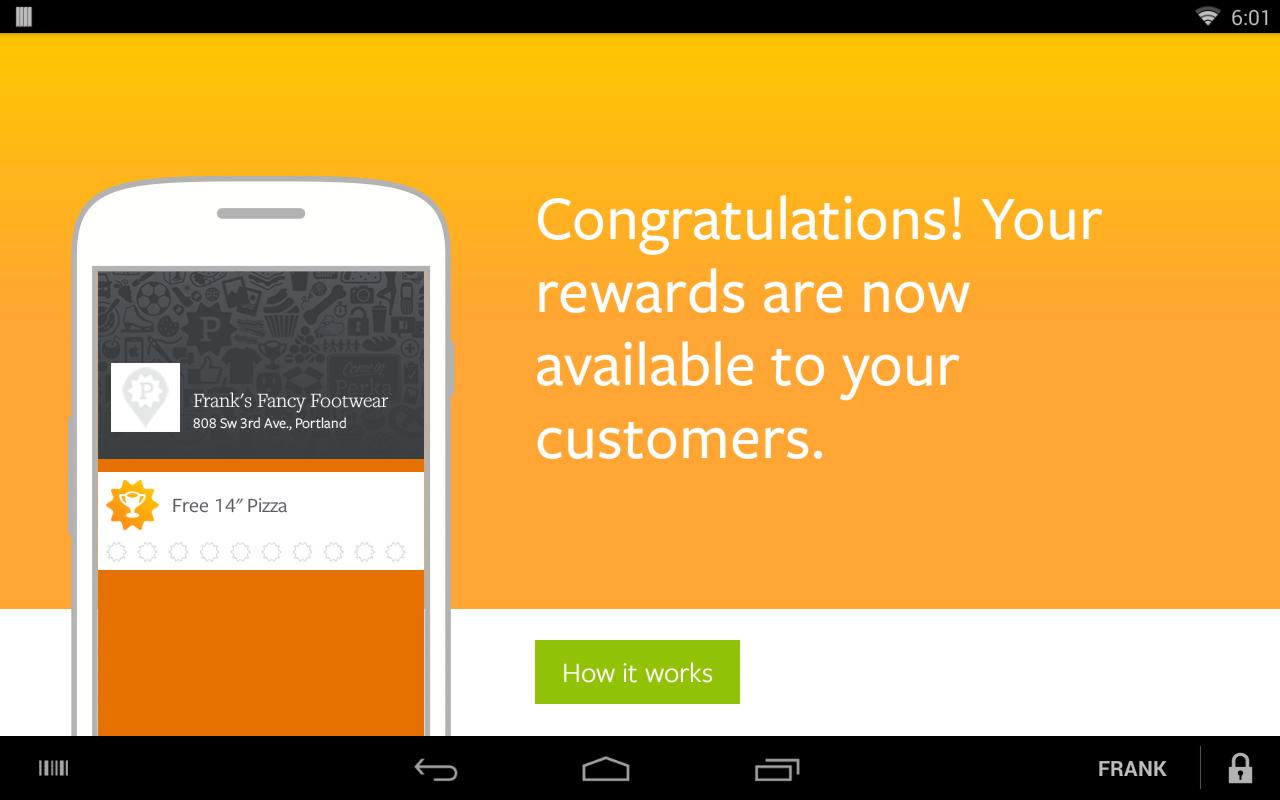 clover rewards offer ready